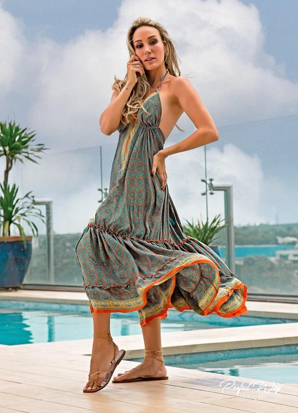Perfect Way - vestido estampa exclusiva