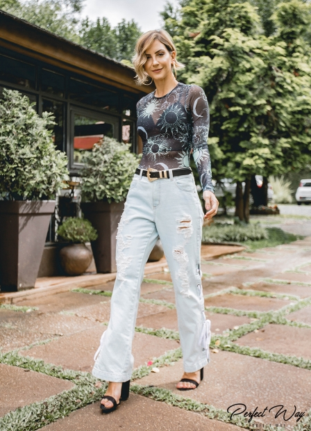 Perfect Way - CALÇA  JEANS BOYFRIEND