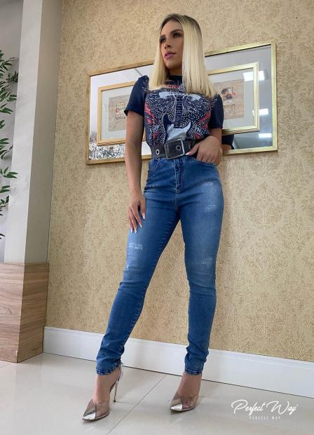 Perfect Way - calça jeans skinny